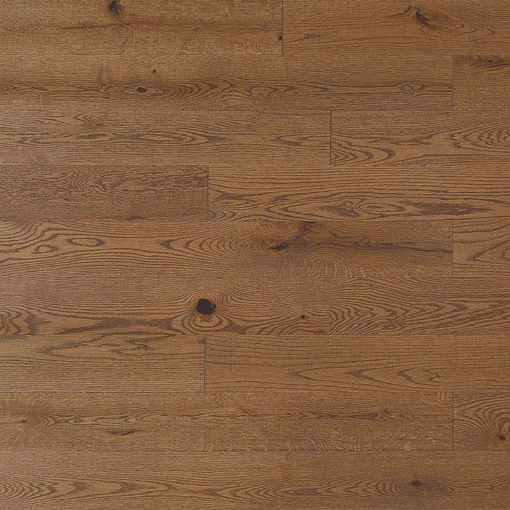"Old Red Oak Solid Mirage 3-1/4"" Textured Linen"