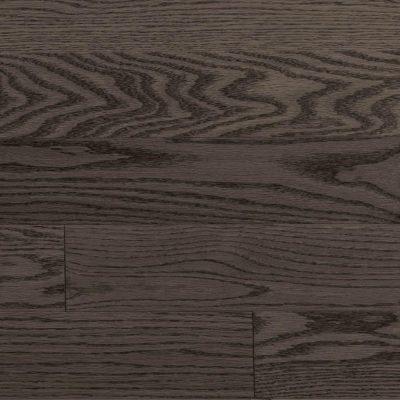 """Red Oak Mirage Herringbone 2-9/16"""" Charcoal 17-7/8"""""""