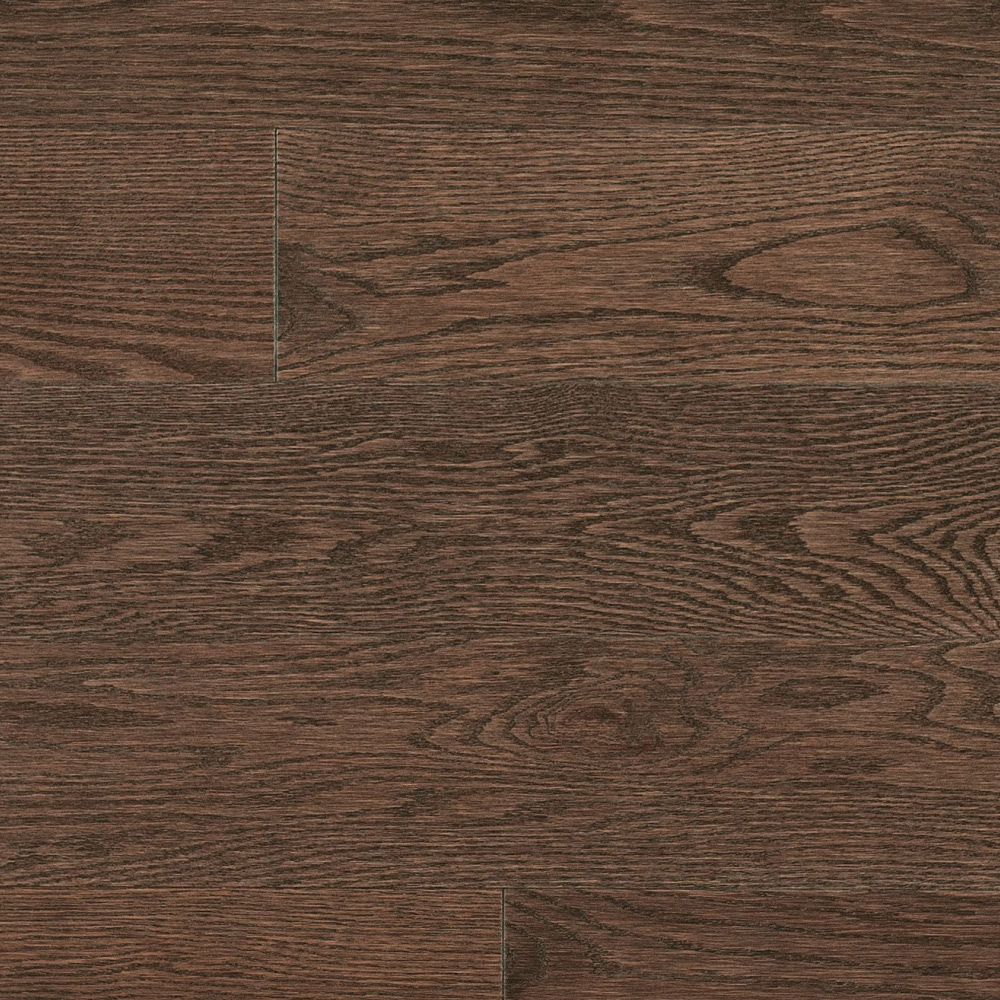 "Red Oak Solid Mirage 3-1/4"" Sepia"