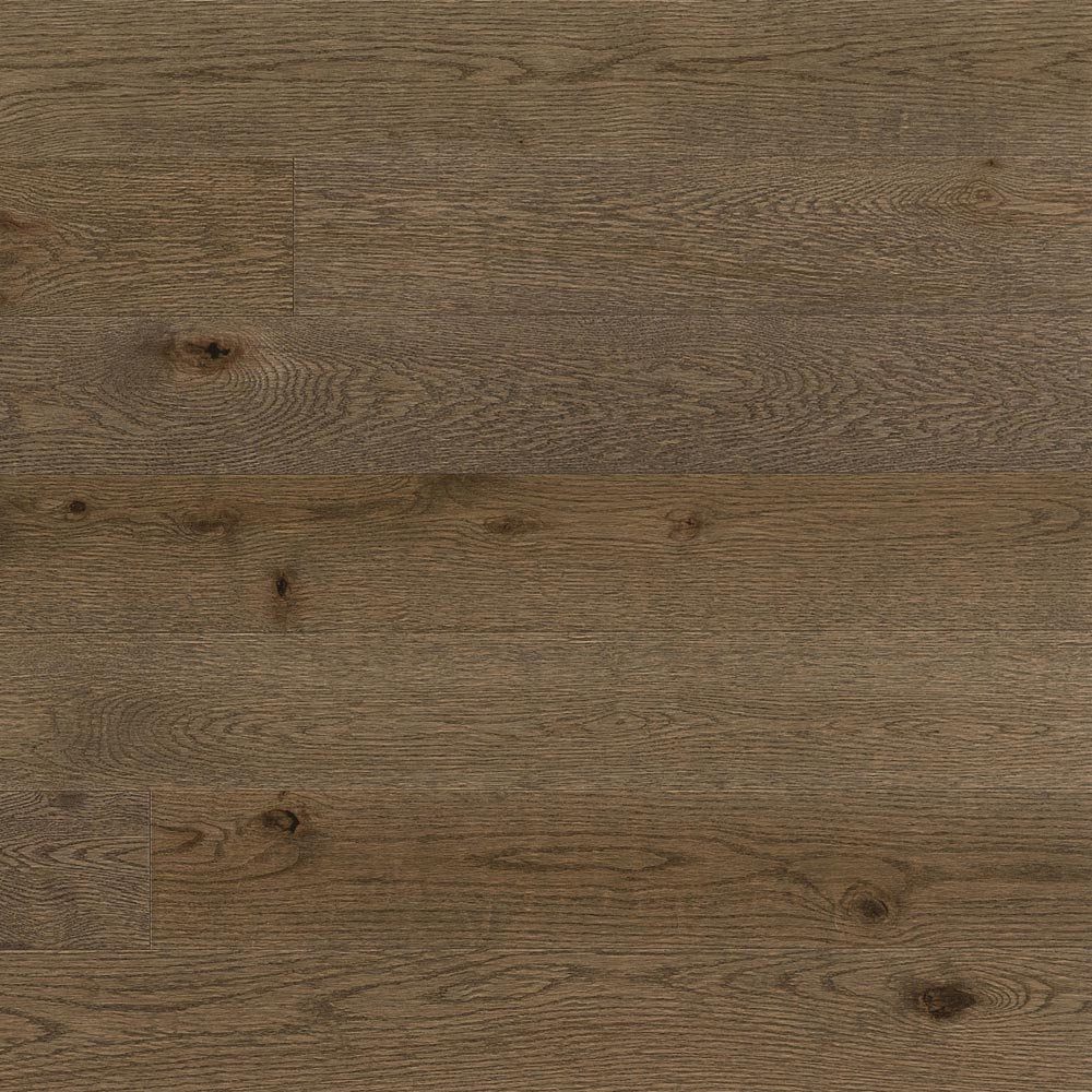 """Old Red Oak Engineered Mirage 5"""" Textured Fossil"""