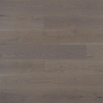"White Oak Engineered Mirage 6-1/2"" Dark Leaf Light Character"