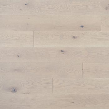 "White Oak Engineered Mirage 5"" Snowdrift Heavy Character"