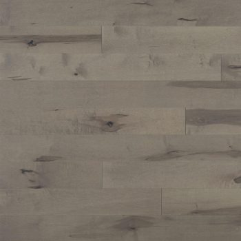 "White Oak Engineered Mirage 5"" Dark Leaf Heavy Character"