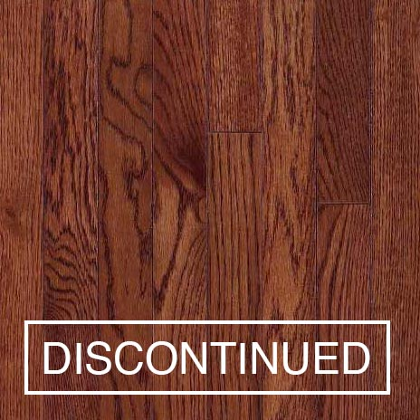 Oak Solid Armstrong Flooring 3-1/4 Merlot