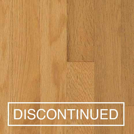 Oak Solid Armstrong Flooring 3-1/4 Maize