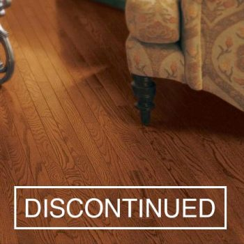 Oak Solid Armstrong Flooring 2-1/4 Cabernet