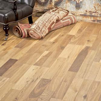 Oak US Floors Navarre Engineered Lyon 3-Strip