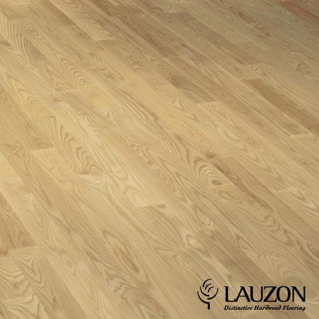 Ash Solid Lauzon Flooring 2-1/4 Natural Pearl