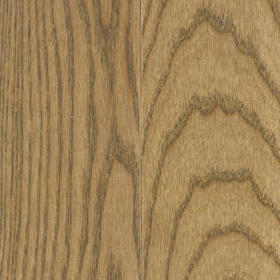 Ash Soild Lauzon 2-1/4 Medium Brown Semi-Gloss