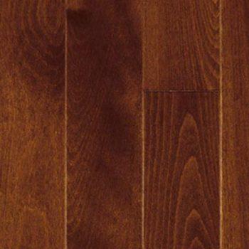 Beech Solid Lauzon Flooring 2-1/4 Truffle Semi-Gloss