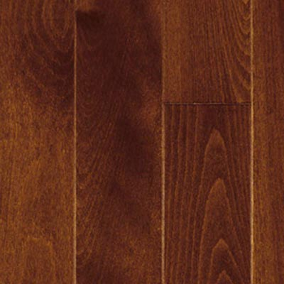 Beech Solid Lauzon Flooring 2-1/4 Truffle Semi-Gloss