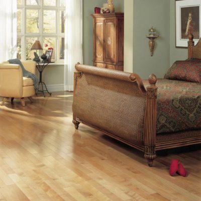 Beech Solid Lauzon Flooring 3-1/4 Natural Semi-Gloss