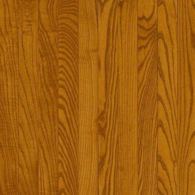 Red Oak Solid Bruce Flooring 2-1/4 Gunstock