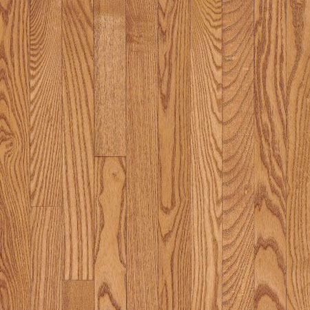 Red Oak Solid Bruce Flooring 2-1/4 Butterscotch