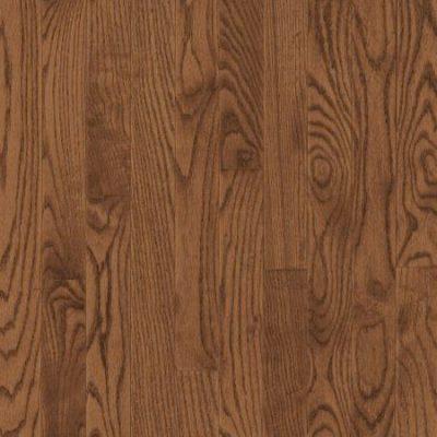 Red Oak Solid Bruce Flooring 2-1/4 Saddle