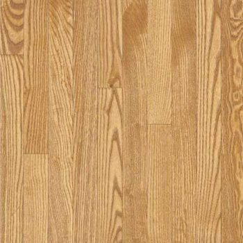 White Oak Solid Bruce Flooring 2-1/4 Seashell