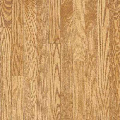 White Oak Solid Bruce Flooring 2-1/4 Seashell