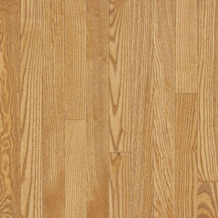 White Oak Solid Bruce Flooring 2-1/4 Dune