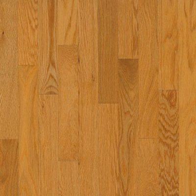 White Oak Solid Bruce Flooring 2-1/4 Butter Rum