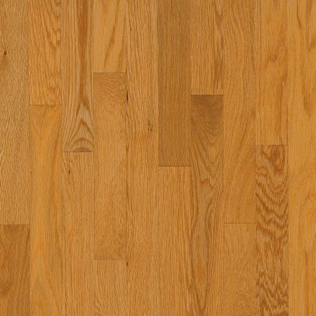 White Oak Solid Bruce Flooring 2-1/4 Butter Rum
