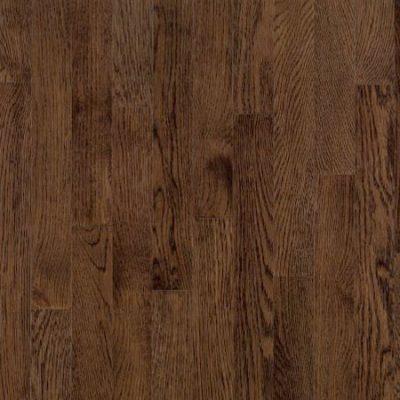 White Oak Solid Bruce Flooring 2-1/4 Mocha