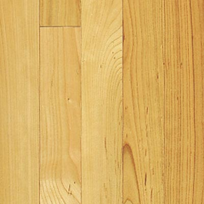 Cherry Solid Lauzon Flooring 3-1/4 Natural Semi-Gloss