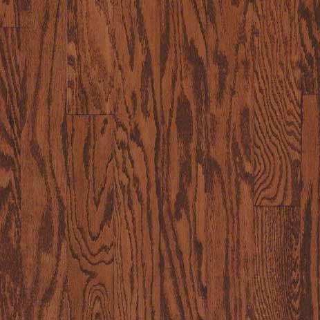 Red Oak Engineered Bruce Flooring 3 Cherry