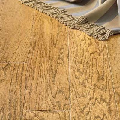 Red Oak Engineered Bruce Flooring 5 Harvest