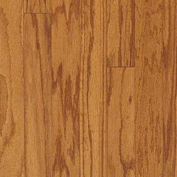 Red Oak Engineered Bruce Flooring 5 Butterscotch