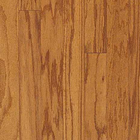 Red Oak Engineered Bruce Flooring 5 Butterscotch Custom