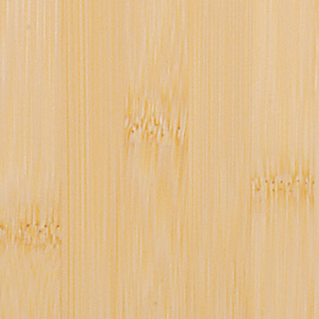 Bamboo EcoTimber Solid Traditional - Natural Horizontal