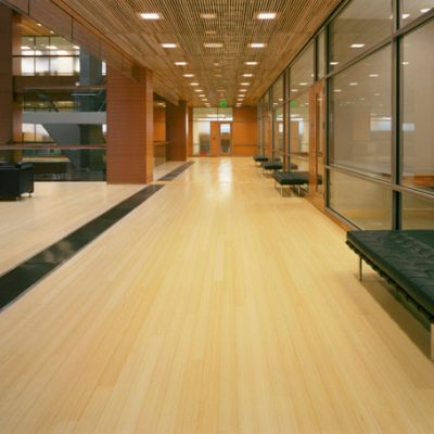 Bamboo EcoTimber Solid Traditional - Natural Vertical