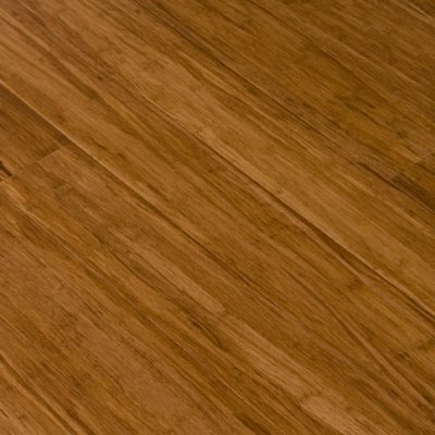 Bamboo EcoTimber Engineered Woven - Toffee
