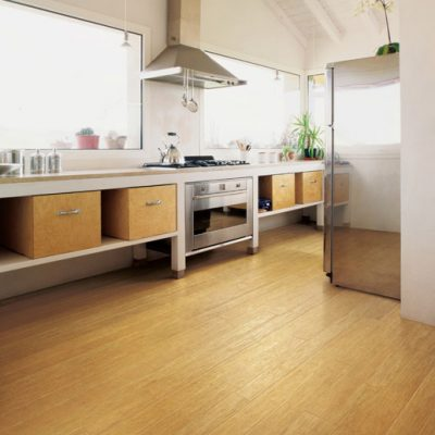 Bamboo EcoTimber Solid Woven - Honey