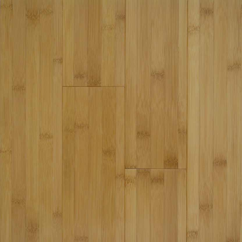 Carbonized horizontal engineered hawa bamboo flooring for Engineered bamboo flooring
