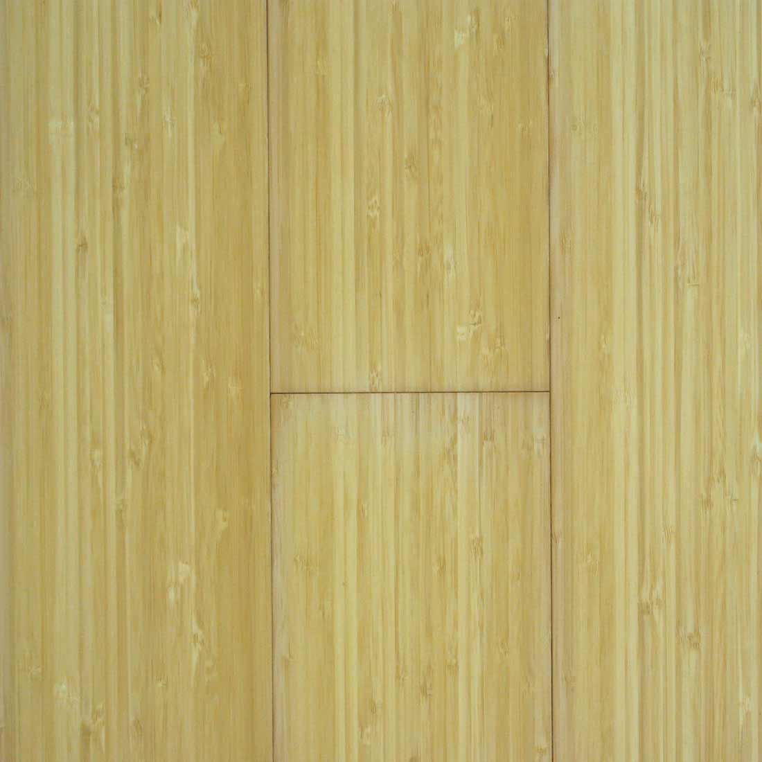 Natural vertical engineered hawa bamboo flooring custom for Engineered bamboo flooring