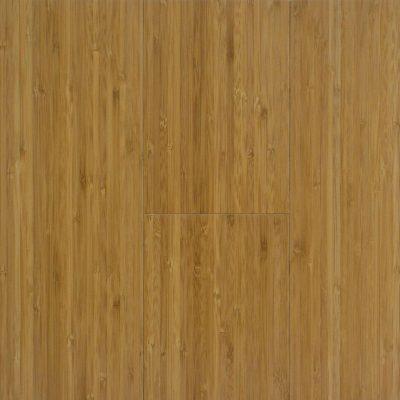 Carbonized Vertical Engineered Hawa Bamboo Flooring