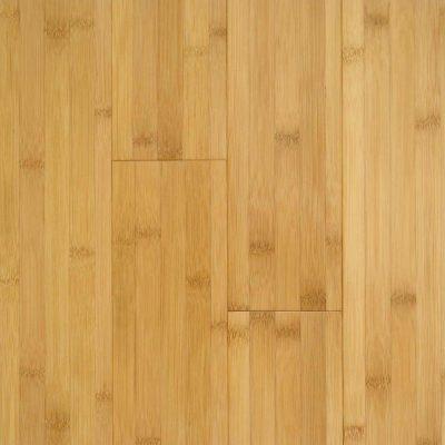 Carbonized Horizontal Matte Hawa Bamboo Flooring