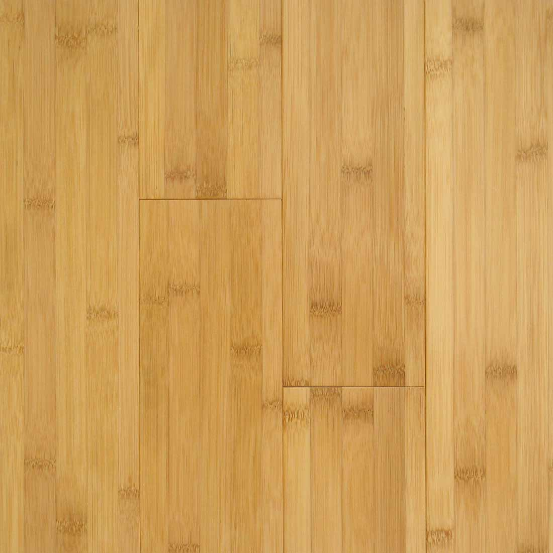 Carbonized Horizontal Matte Hawa Bamboo Flooring