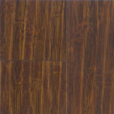 Distress Black Walnut Horizontal Hawa Bamboo Flooring