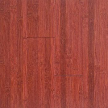 Stained Cherry Horizontal Hawa Bamboo Flooring