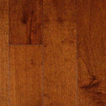 Maple Solid Lauzon Flooring 2-1/4 Truffle Semi-Gloss