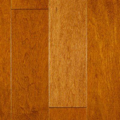 Maple Solid Lauzon Flooring 2-1/4 Golden Amber Semi-Gloss