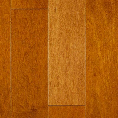 Maple Solid Lauzon Flooring 2-1/4 Golden Amber Semi-Gloss