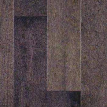 Maple Solid Lauzon Flooring 2-1/4 Oxford Gray Semi-Gloss