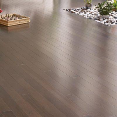 Maple Solid Lauzon Flooring 3-1/4 Arabica Semi-Gloss