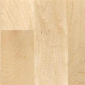 Maple Solid Lauzon Flooring 3-1/4 Natural Semi-Gloss