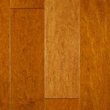 Maple Solid Lauzon Flooring 3-1/4 Golden Amber Semi-Gloss
