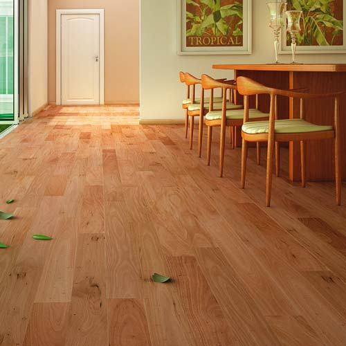 """Amendoim Solid IndusParquet Flooring 4"""""""