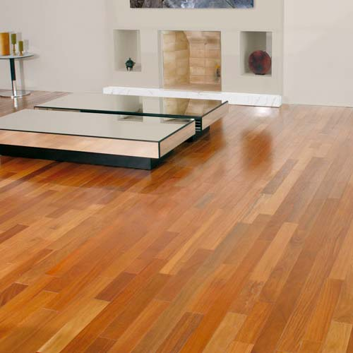 "Brazilian Cherry Solid IndusParquet Flooring 4"""